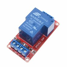 5V 30A Two-way isolation relay module High/low level trigger 5V 30A 1-Channel Relay Module+Electronic With Optocoupler