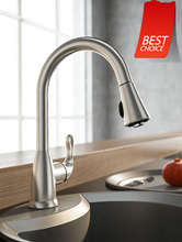 Modern Kitchen Design Pull Out Automatic Sensor Sink Faucet