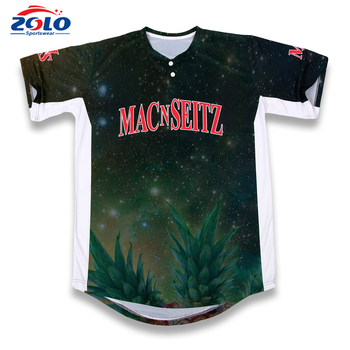 The newest dye sublimation custom youth baseball team names
