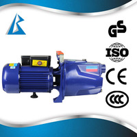 Electronic water jet boat pump