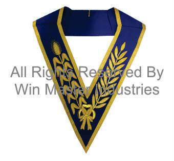 Craft Grand Rank Full Dress Collar finest Hand Embroidery