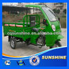 Favorite Exquisite 2013 hot selling enclosed tricycle