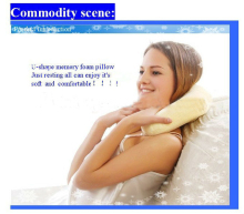 Top quality soft comfortable fashion airplane head pillow