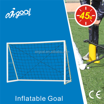high quality portable football soccer goal post for sale