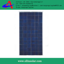 High efficiency 180w good sale cheap manufacturer 180w poly solar cells
