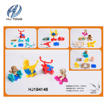 Hot selling small plastic capsule toy for kids
