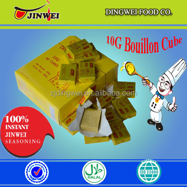 10G X 60CUBES X 24BOXES AFRICA FOOD MUSLIM HALAL TURKEY BOUILLON CUBE