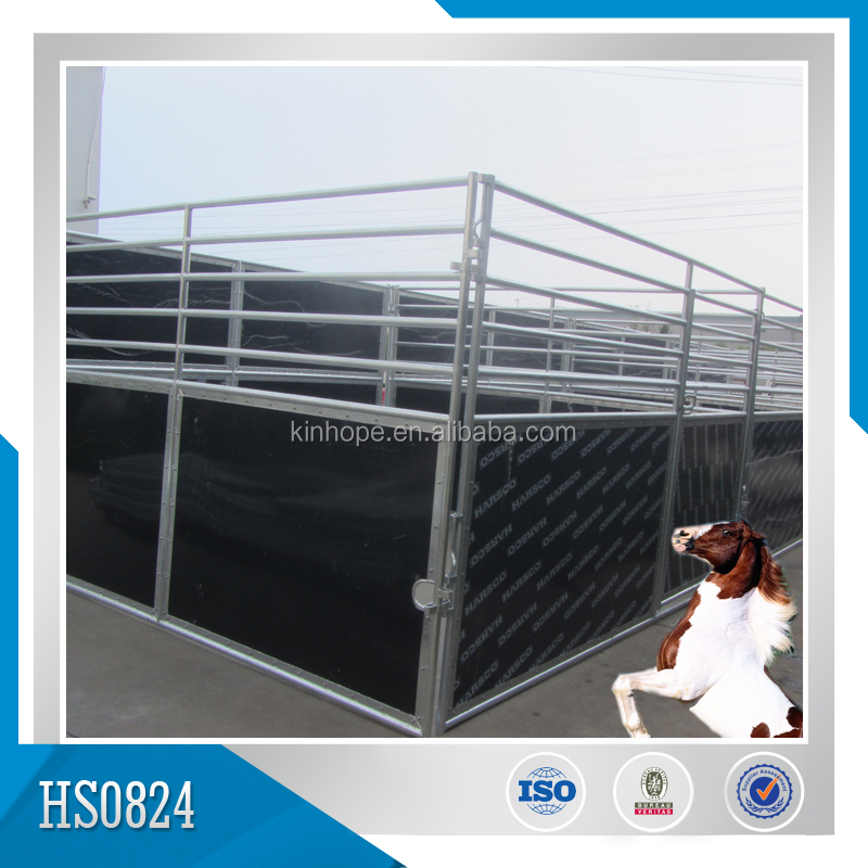 Steel Horse Stable Temporary