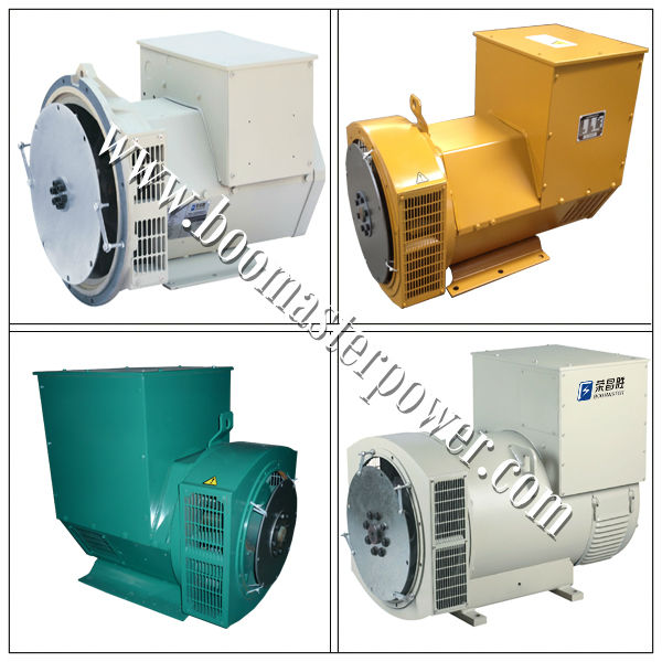 Profesional Stamford Alternator Supplier 8Kva to 1000Kva