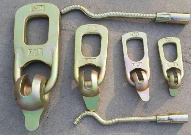 Precast Concrete Waved Tail Anchor For Construction