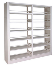 High Quality Metal Book Shelf/Library Steel Combination Bookcase