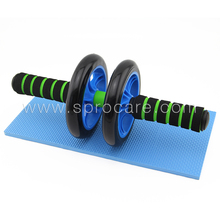 AB Wheel Roller,Core Muscle Trainer Exercise Fitness Equipment,Best For Working Abdominal Muscles SP-ABR5