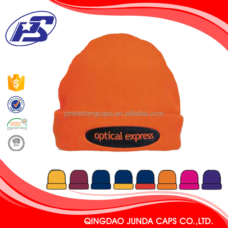 custom santa pom pom beanie hats wholesale
