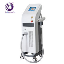 Painless Treatment Q Switched ND YAG Vertical Laser Skin Whitening Machine