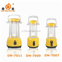 DN-7009 LED rechargeable Energy saving Camping fluorescent lamp,fluorescent light,fluorescent lantern