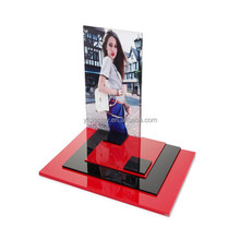 High Quality Custom Acrylic Cosmetic Makeup Display Stand for Beaty