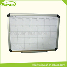 office supply calendar printed big magnetic white board