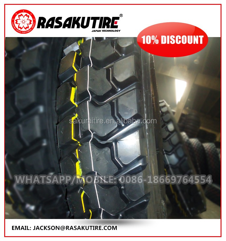 China supplier tire dump truck 13r22.5 Michelin truck tire