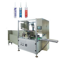 automatic tube filling machine used for silicone sealant ,PU and adhesive