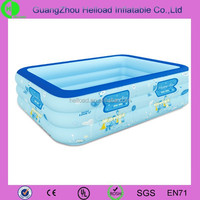 2015 new portable inflatable swimming pools for kid, private swimming pool for sale