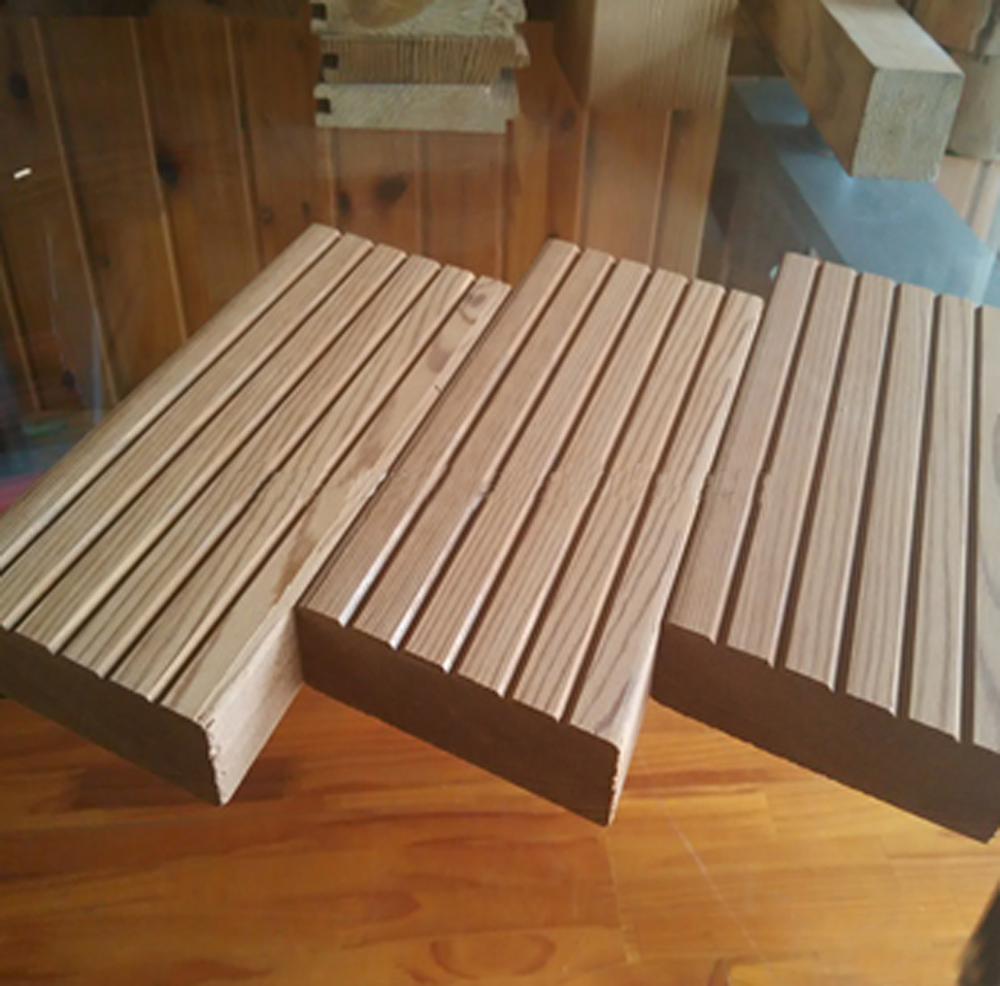 China New Solid Wood decking for Apartment