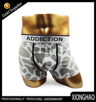 Big factory wholesae soft cotton latest design sexy men underwear sexy men photo