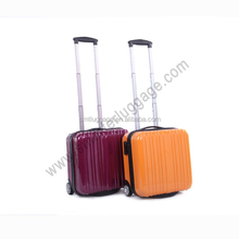 Sponge Lining Quality Laptop Trolley Luggage Case