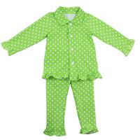 Buy Children sleepwear baby pajamas kitty purple cat cow letter ...