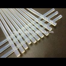 clear transparent hot melt glue sticks for glue gun