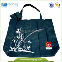 New Fashion polyester carry bag/Recycled polyester bag