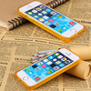 Hot selling rubber tpu plastic bumper for iphone 5