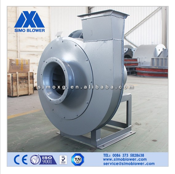china Exhaust ventilation centrifugal fan with Siemens motor