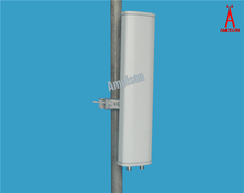 12dbi 3400-3600 MHz outdoor Directional Base Station Repeater Sector uhf Panel Antenna cell phone signal transceiver