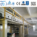 Trade Assurance Acrylic Water Based BOPP Adhesive Coating Machine