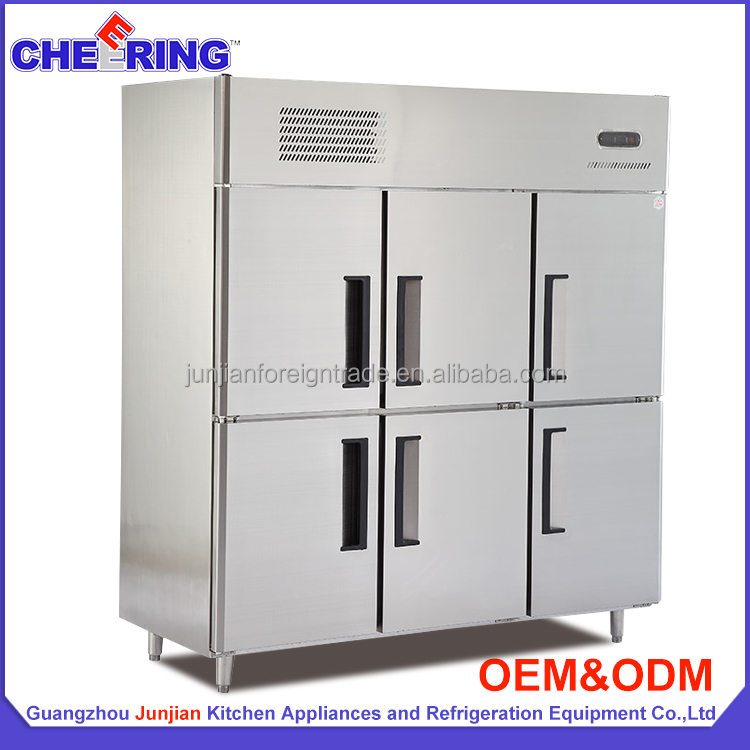 Restaurant or Hotel Kitchen Equipment commercial used Upright Refrigerator