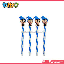 Yiwu Manufacturer !!! promotion Cartoon people character pen