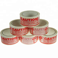 China manufacturer custom printed bopp packing tape with company logo