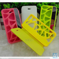 New Arrival Stylish Leather Case Cover for iPhone 5/5S Original P-IPH5CASE142