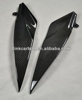 CNC products carbon side panel upper