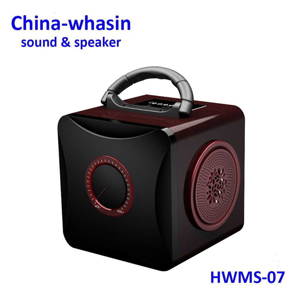 HWMS-07 Hottest sales speakers to South America, China-whasin audio sound & speaker