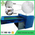Easy operation cotton fiber opening machine/textile machinery with best service