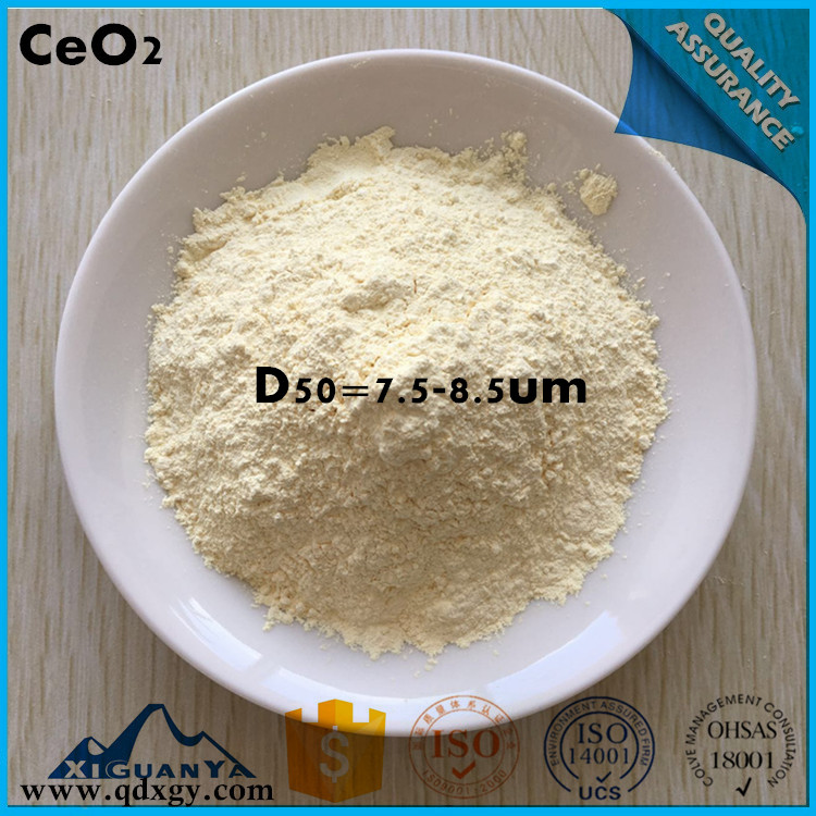 Glass Grinding Polishing Powder Cerium Oxide CeO2
