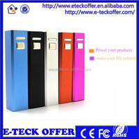 high quality external portable mobile power bank/mobile power supply