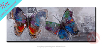 Butterfly wall art painting decor painting
