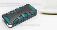 High capacity 15000mah power battery booster for almost all 12v vehicles