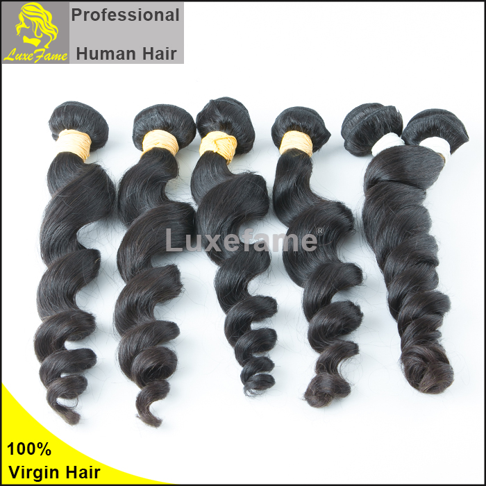 Luxefame malaysian loose wave hair thick hair bands dye hair color