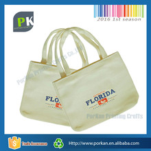 Factory wholesale different color cotton shopping bag,tote bag cotton canvas