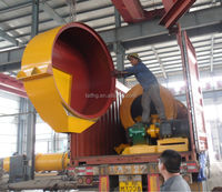 Smashing equipments for fertilizer produce line
