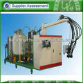 Polyurethane continuous foam machines