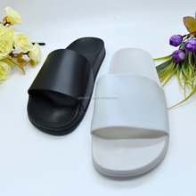 PVC Plastic Slippers Slides Slipper Sandals Women Hotel Slipper